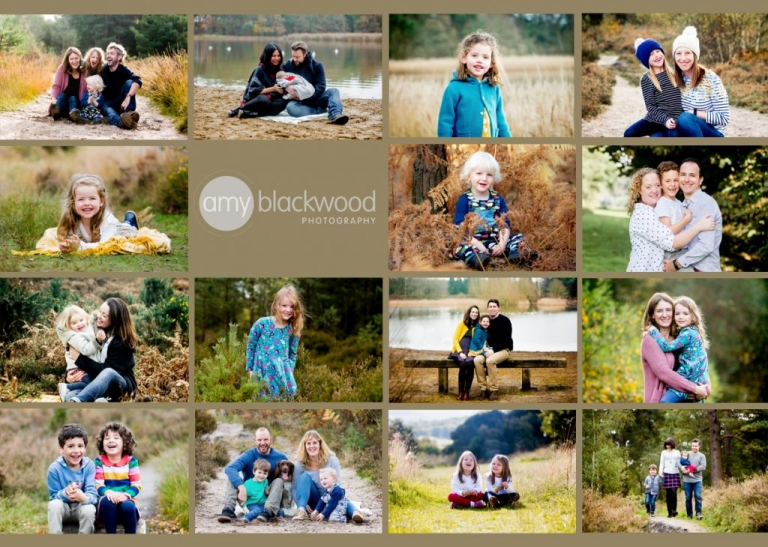 Autumn mini sessions